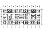 [新疆]某指挥中心大楼办公楼设计施工图(含效果图)