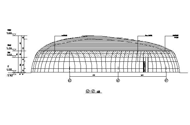[北京]知名网络公司办公总部建筑施工图(修改图纸)_2
