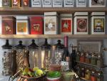 古典英伦风橱柜厨具