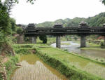 廊桥将桥与建筑结合的特殊构造是如何形成的?