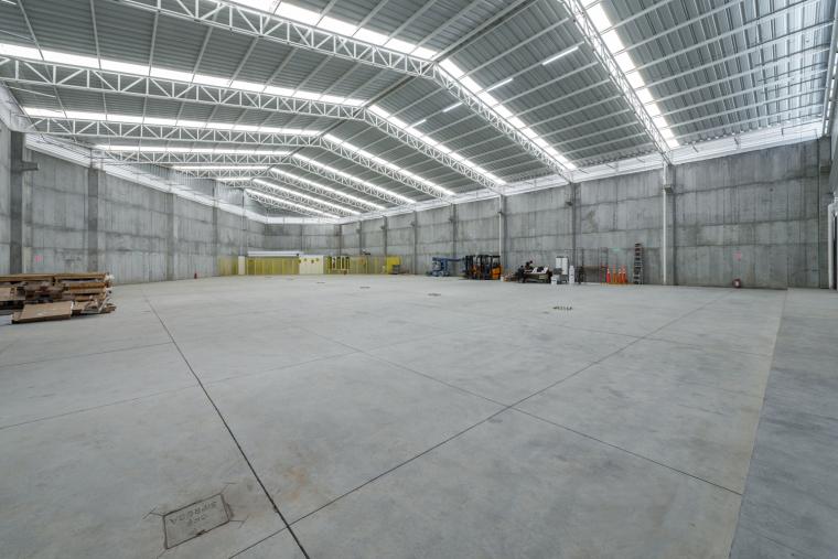 墨西哥服务钢铁Xray工厂建筑-9