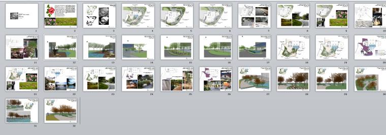 某居住景观设计概念-国外设计所-总缩览图