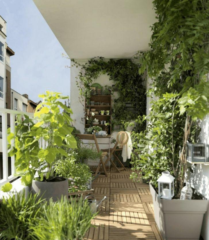 30个开放式阳台花园设计方案_26
