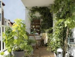 花园式阳台