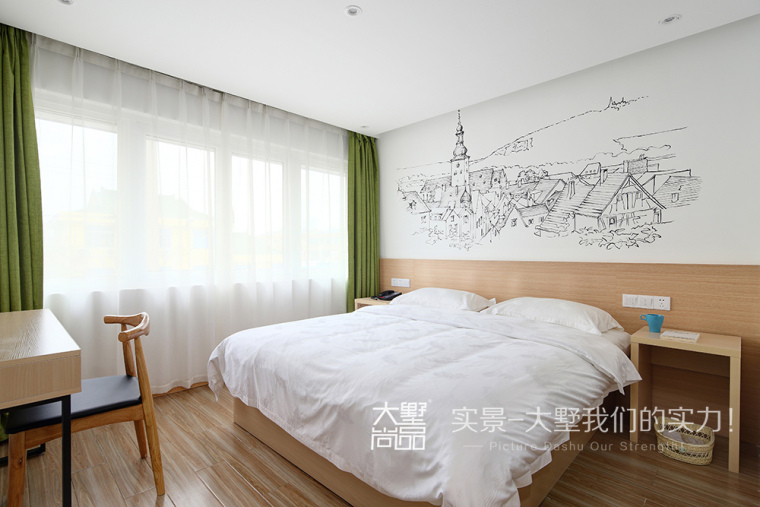 500㎡青年旅舍『M精品酒店』_13