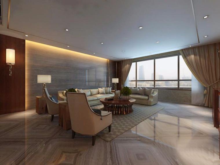 新现代主义风格的住宅