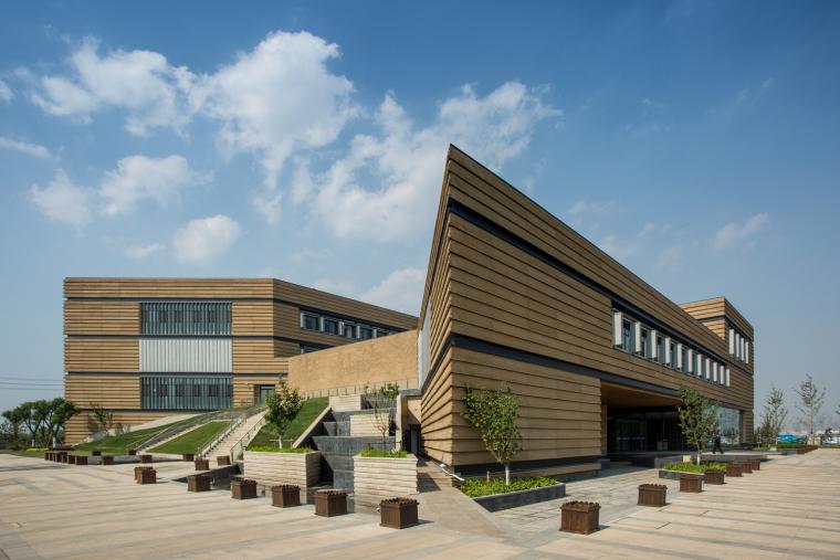 天津中建新塘展示中心