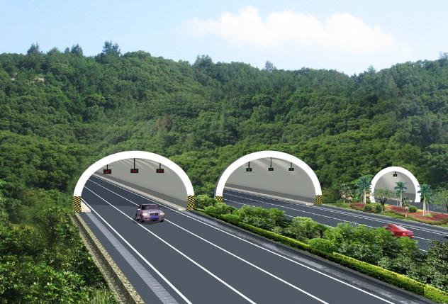 隧道设计图汇总
