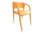 木制椅子3D模型下载