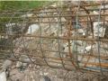 地下室桩承台外置塔吊三角形桩基础施工工法