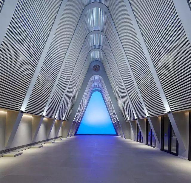 """灯光设计对酒店有多重要?来看看这个""""巢""""_19"""
