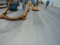 复合浇注式沥青钢桥面铺装施工技术