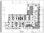 [北京]足疗养生会所设计施工图(含效果图)