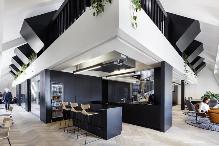 英国Slack科技公司办公室-8