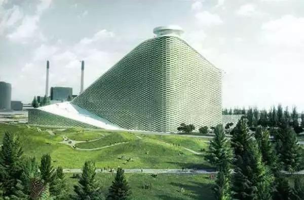 丹麦打造全球最豪华垃圾焚烧发电厂!耗资6.4亿美元,屋顶功能超