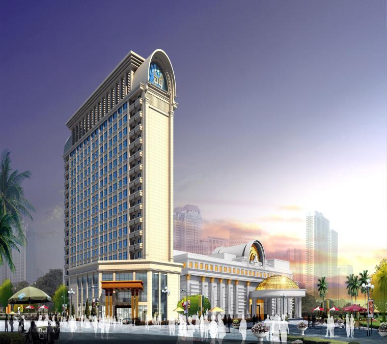 亚的斯机场酒店项目图纸