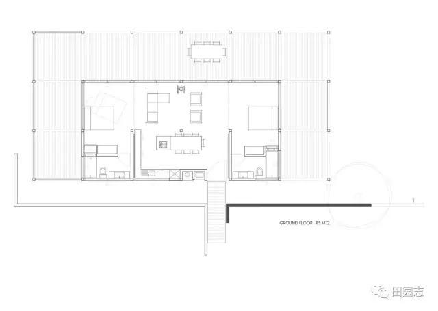 一间小平房可以胜过大别墅,关键看怎么设计..._29