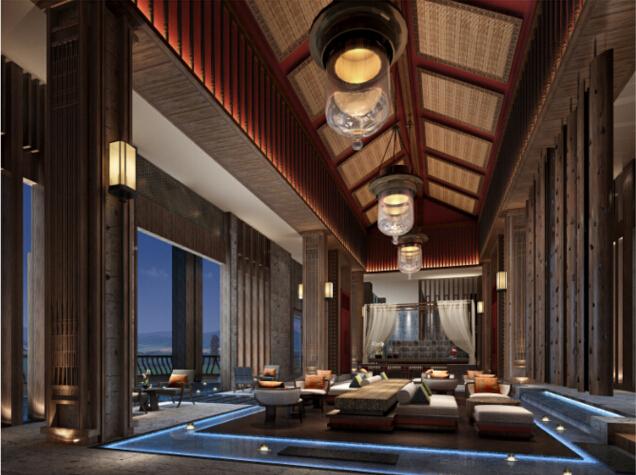 [贵州]贵阳安纳塔拉水疗度假酒店设计方案