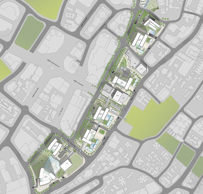 [重庆]KPF解放碑金融商务街区城市规划设计方案文本-微信截图_20181025120009