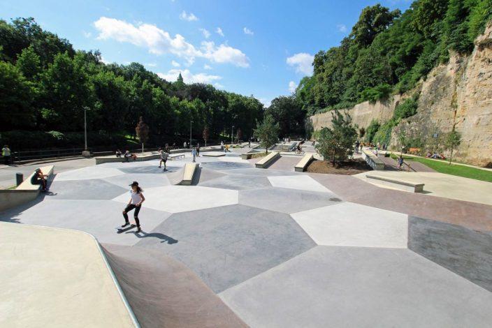 卢森堡滑板公园-16