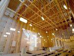 芬兰人说,木建筑是有生命的