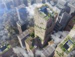 日本东京计划建造超高层木结构建筑