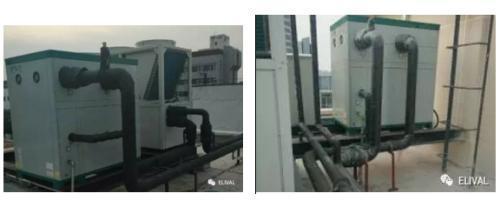 暖通工程施工案例之办公大楼空调暖通系统安装工程施工组织设计