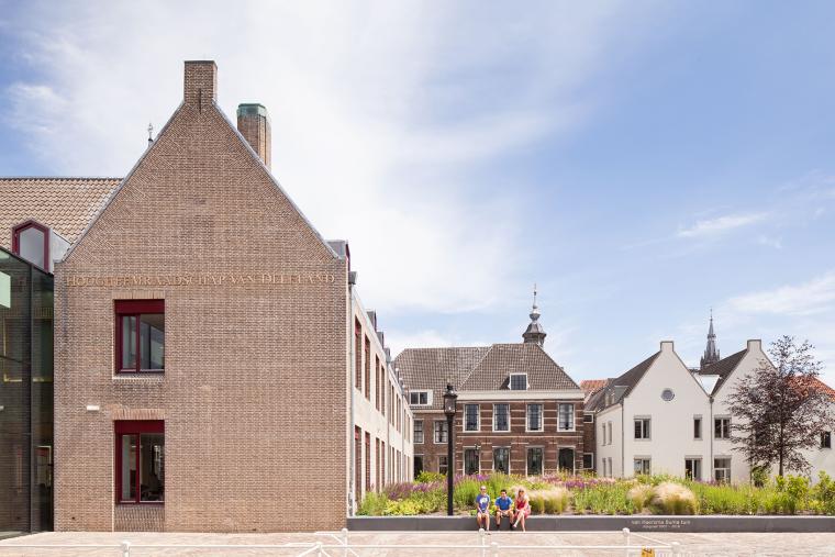 荷兰Delfland水务局
