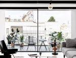 极简设计的公寓需要使用什么颜色?