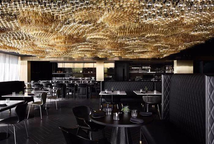 别找了,2018年最好看的餐饮空间设计都在这里了_13
