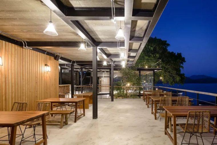 超美的水上筏式酒店設計,美出了新高度_14