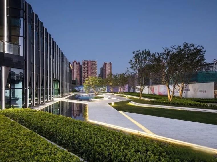 深圳仁恒梦公园示范区景观