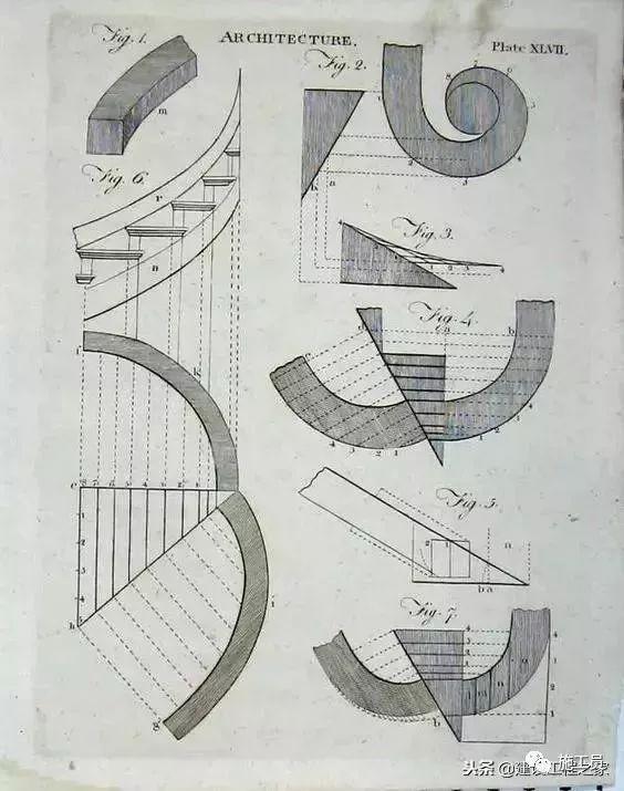 没有CAD的年代,施工图从哪里来?_27