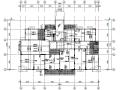 11层带阁楼剪力墙住宅楼结构施工图纸(CAD,22张)