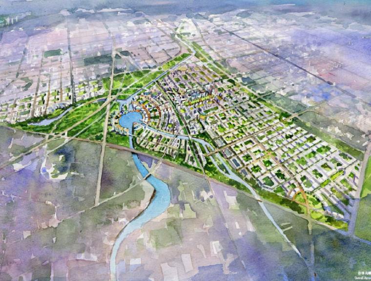 [河南]郑州国家经济开发区规划设计方案文本