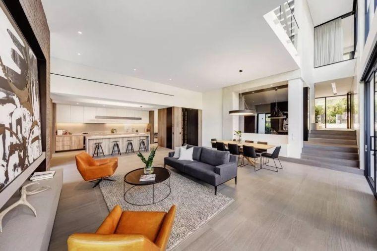 现代简约风,一款适合所有别墅的设计