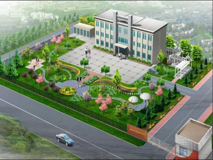 [山东]室外景观绿化项目工程预算书(64张图纸及招标文件)