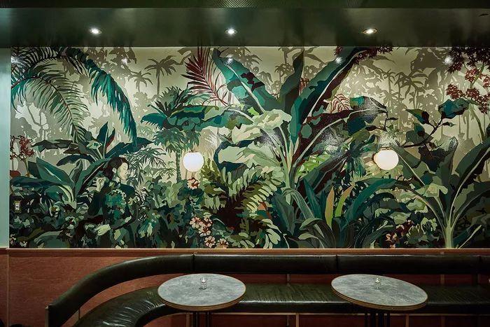 别找了,2018年最好看的餐饮空间设计都在这里了_22