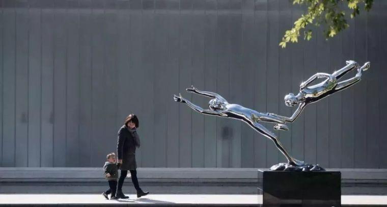 60款·当下最炫酷的地产景观雕塑_4