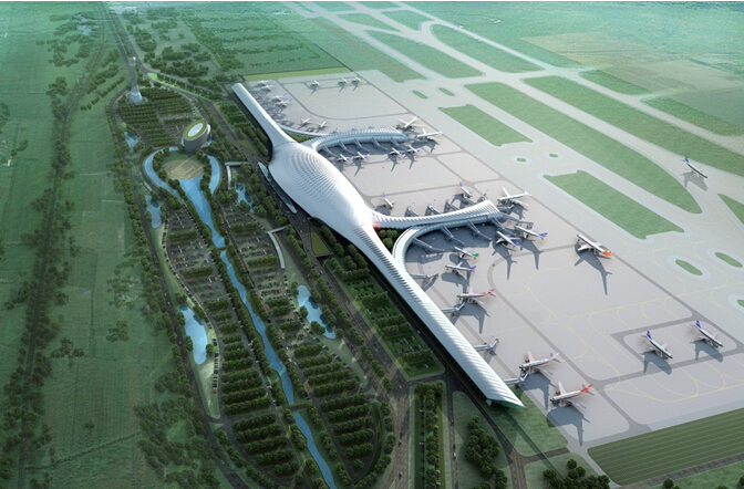 [中建]机场航站楼CI创优资料汇报(121页)