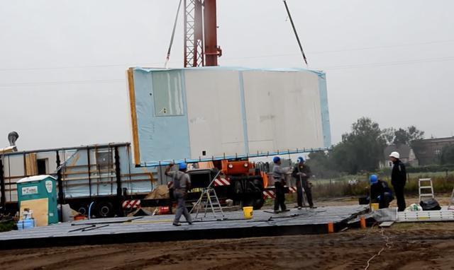 装配式建筑的施工,未来建筑发展的方向