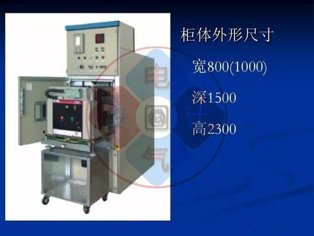 10KV供配电系统常用的12类电气设备,有什么用途?怎么使用?_21