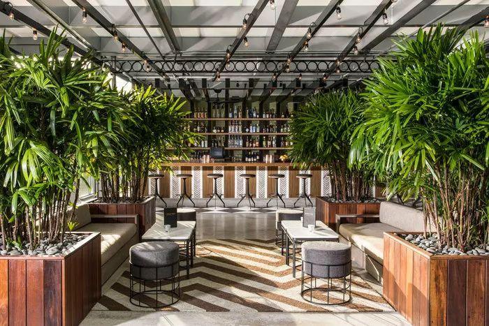 别找了,2018年最好看的餐饮空间设计都在这里了_37