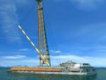 非通航孔桥钢管打入桩施工方案