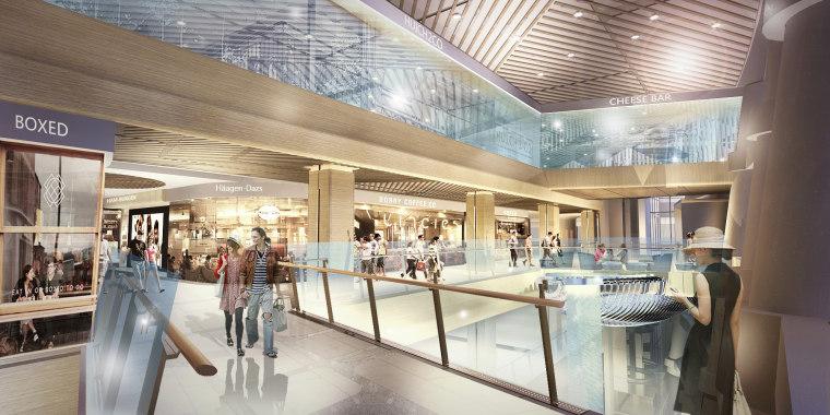 [福州]三迪中心商场100%方案三版(概念、深化、标识设计)