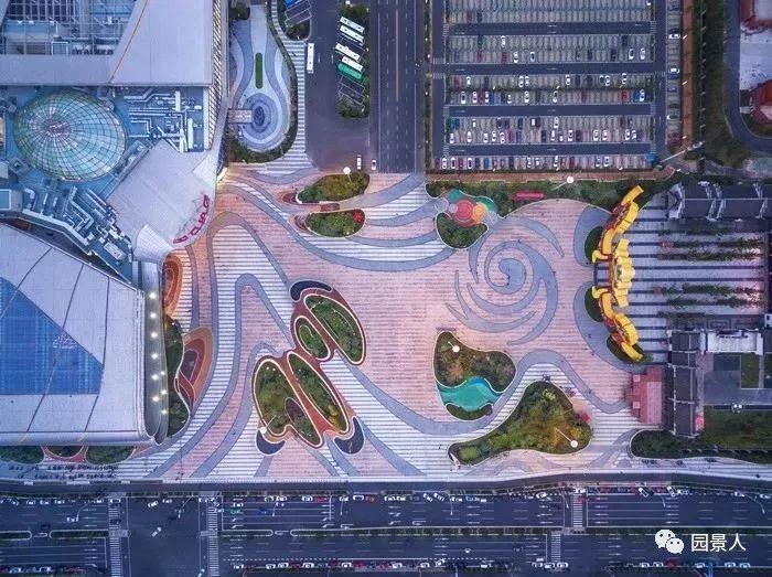 公共景观设计·为什么别人的商业街如此招人_19