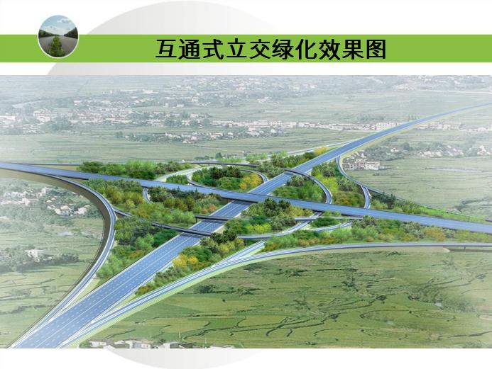 高速公路绿化设计方案(43页)