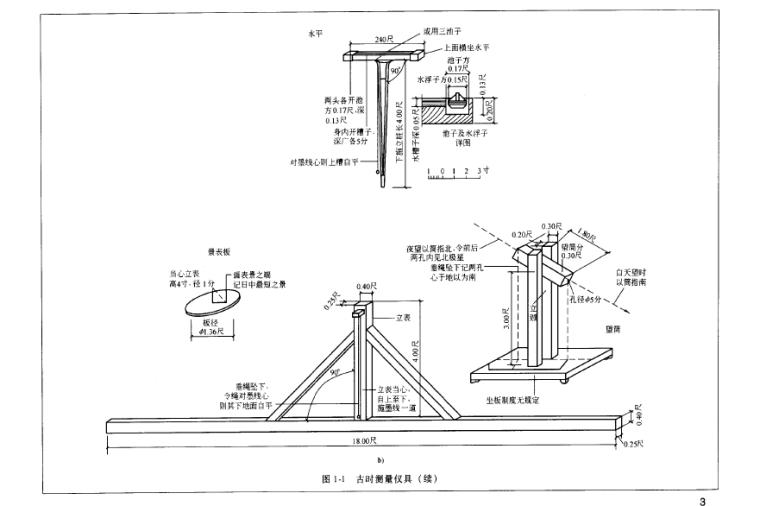 古建筑工程设计施工实用图集