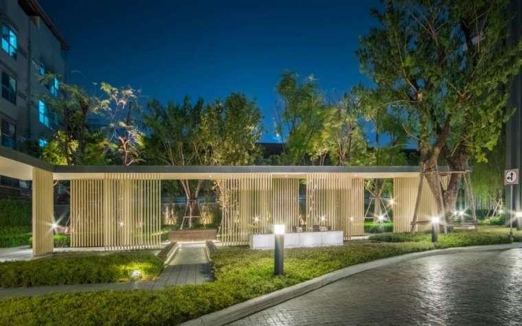 曼谷日本工艺与现代融合的Life住宅-14