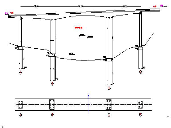 汉王镇跨汉江大桥施工组织设计(89页)